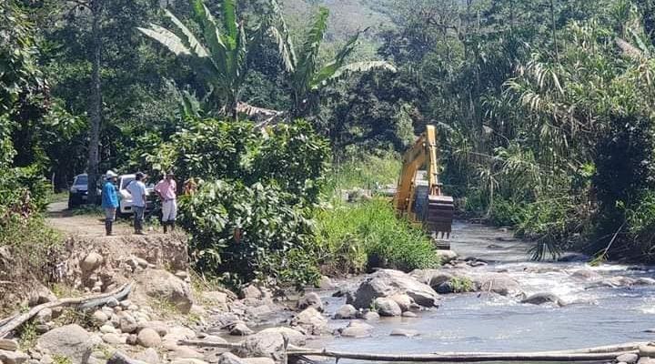 RECONSTRUCCIÓN DE LA VÍA CHILLAYACU